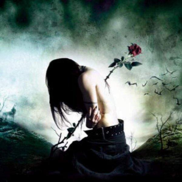 -Notre amour est impossible,pardonne moi..     (Ancien texte!)