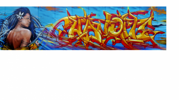 Concours street graffities 2016