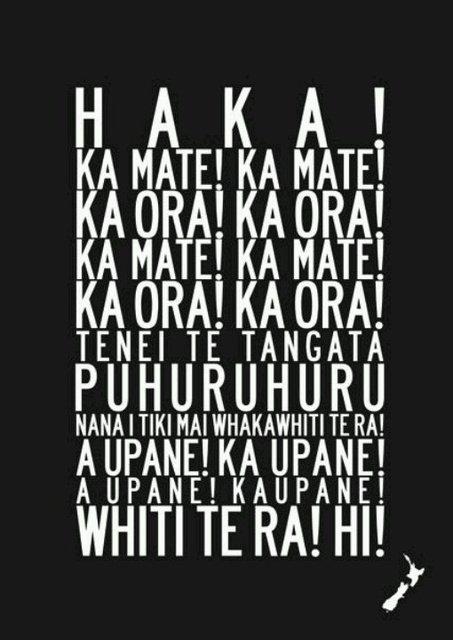 Comprendre d'où vient le traditionnel HAKA