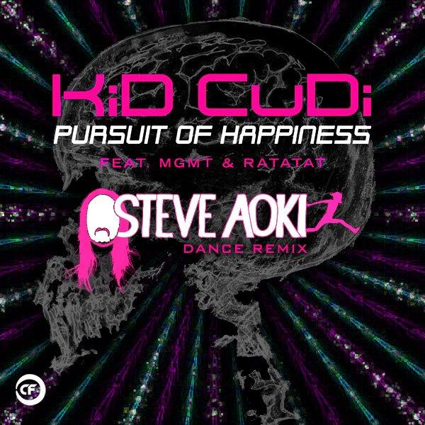 Kid Cudi - Pursuit Of Hapiness (2012)