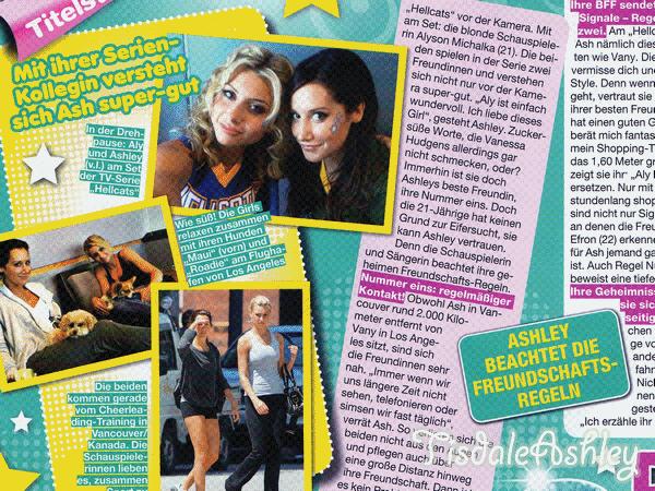 Scans -  Du Magazine Yeah.