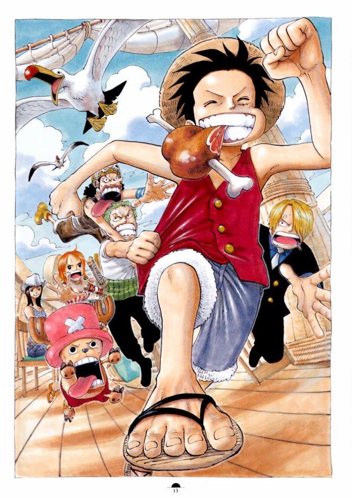 Image de One Piece part 4