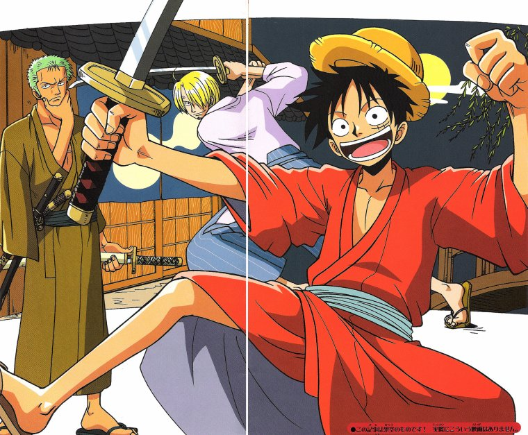 Image de One Piece part 5