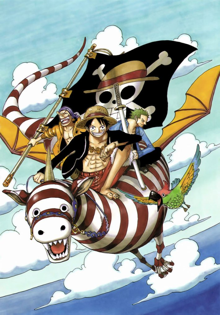 Image de One Piece part 6