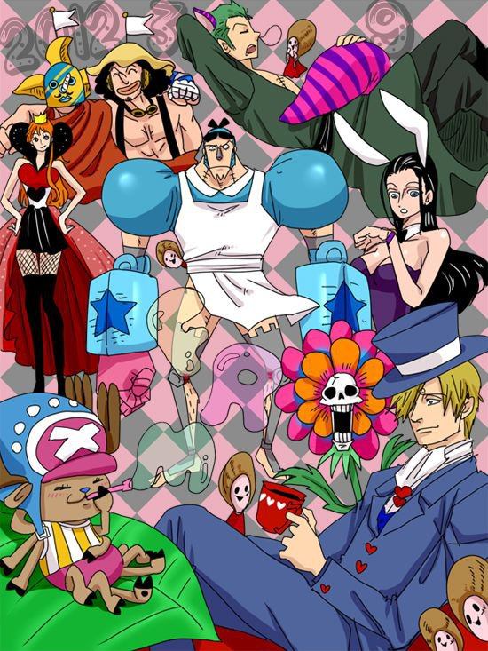 Image de One Piece part 18