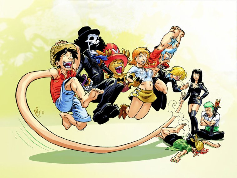 Image de One Piece part 56