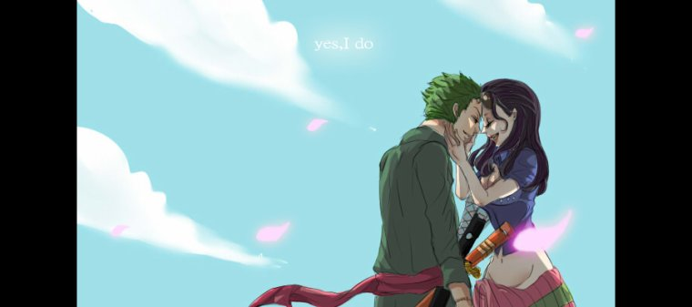 Zoro x Robin (3)