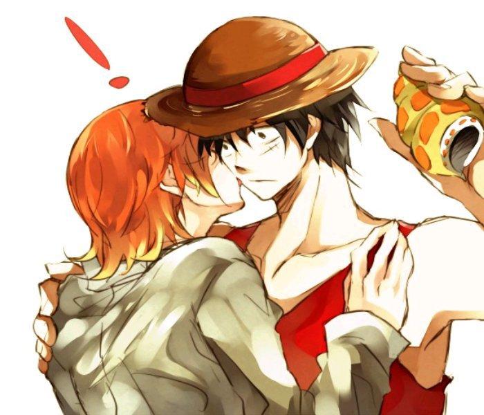 Luffy x Nami (3)