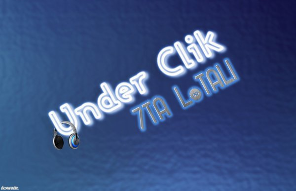 single / Under Clik -- Hta L'Tali (2011)