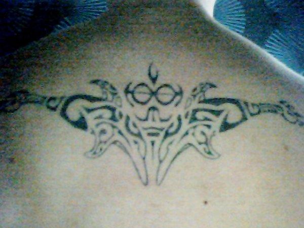 hihi mon tatoo :D