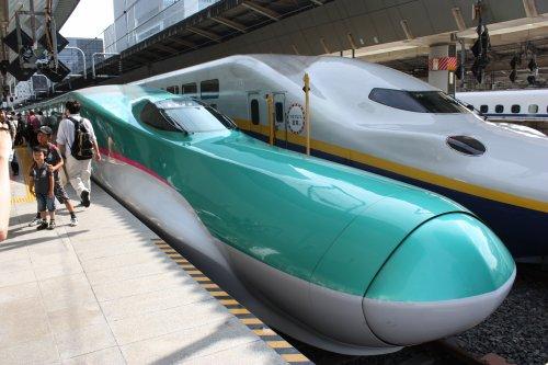 Shin-kansen L'Est de Japon