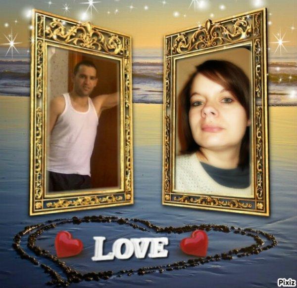 L'amour nous unis à tout jamais.!