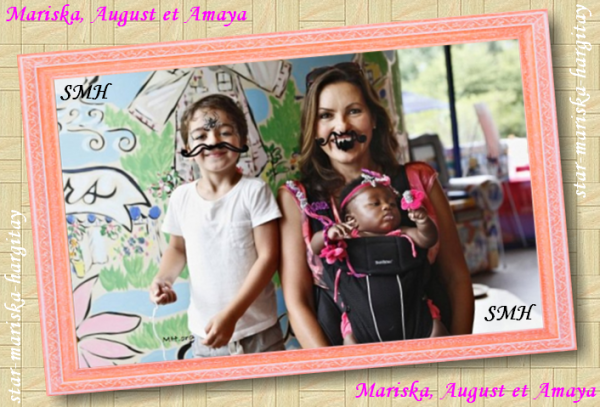 Mariska et Amaya