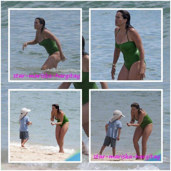 A la plage le 17 Août 2011