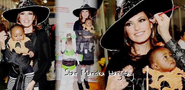Mariska en Novembre 2011