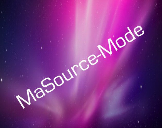 MaSource-Mode