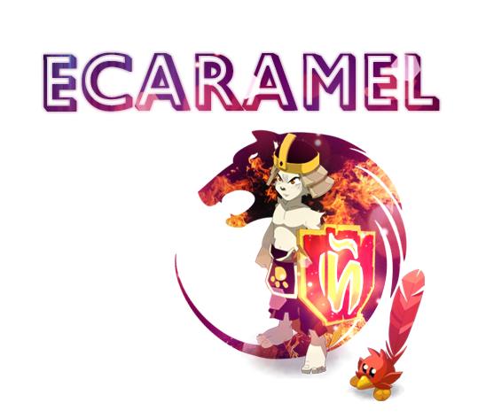 Bienvenue chez Ecaramel !