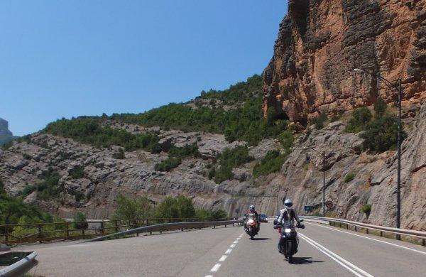 Périple Pyrénées Espagnoles jour 3/6: