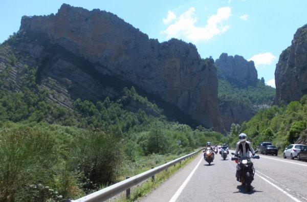 Périple Pyrénées Espagnoles jour 6/6 ou quand y en a plus, y en a encore!