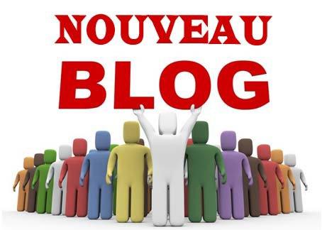 nouveau blog