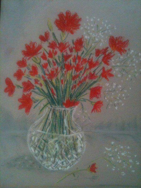 les fleures de la Passion