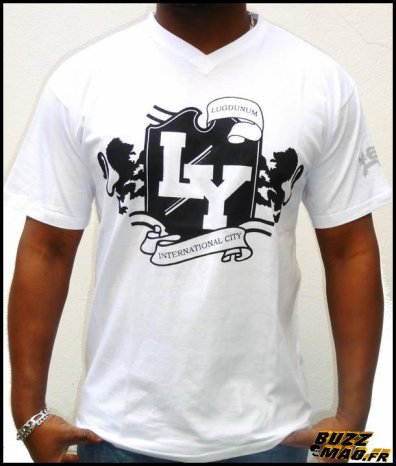 Nouvelle Collection Tshirt LY INTERNATIONAL CITY DISPONIBLE SUR BUZZMAG.FR