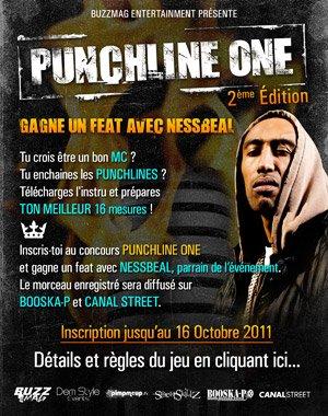 Punchline One 2ème Édition