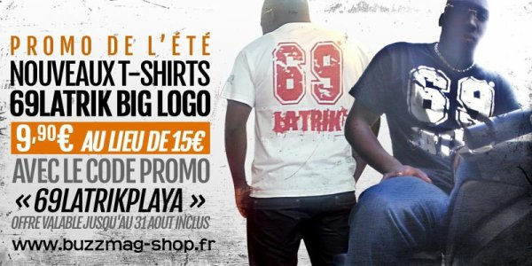 Nouvelle Collection 69 LA TRIK Code Playa