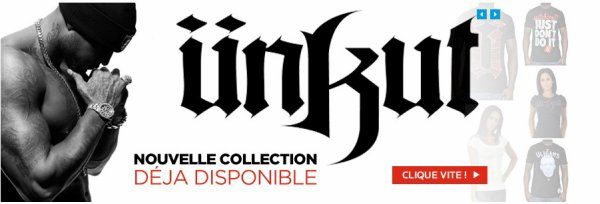 COLLECTION UNKUT DISPONIBLE SUR BUZZMAG-SHOP.FR