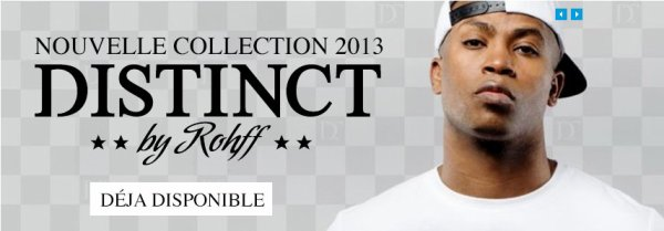 COLLECTION  DISTINCT DISPONIBLE SUR BUZZMAG-SHOP.FR