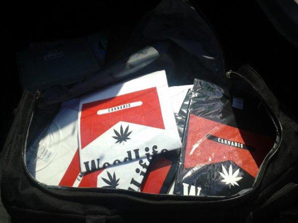 Tee shirt WEED LIFE de Rim-K et AP enfin disponible !!!
