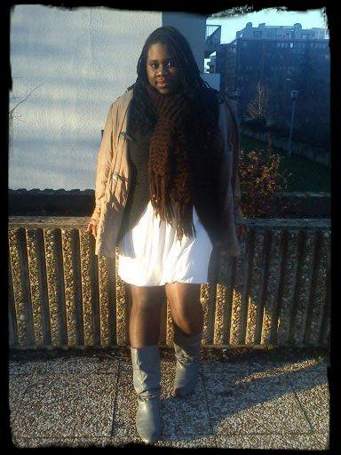 La Douwceuw Sucrée Du 972 !! Bad Girl In The Street !! Outch sa va faire maal !!
