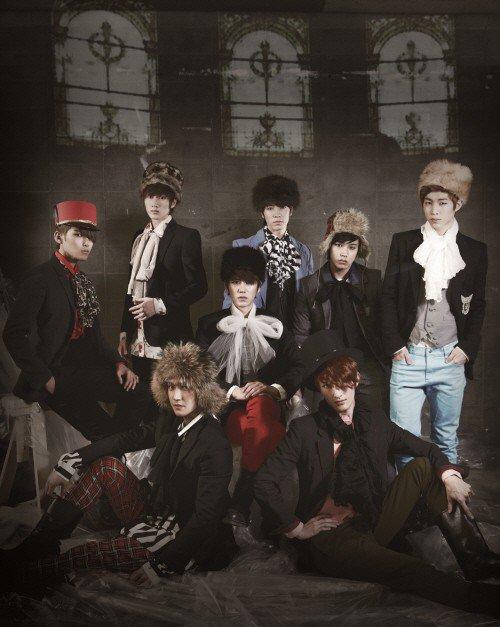 Super Junior M ♥