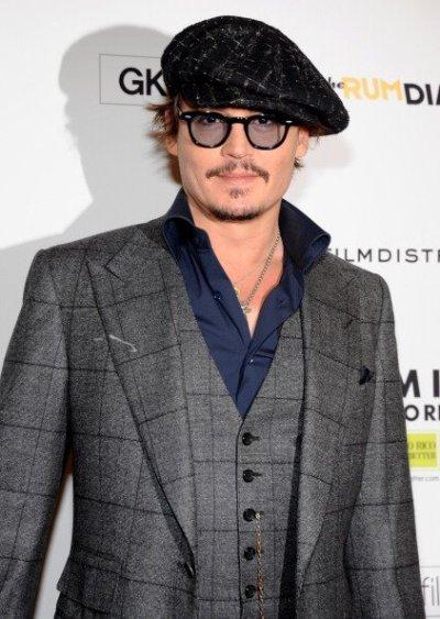Johnny Depp quitte la France !