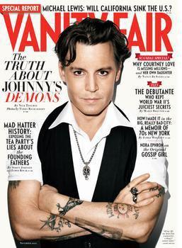 Toutes les infos sur Johnny Depp.
