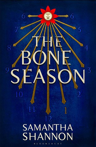 Bone Season - Saison d'os