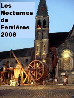 Les Nocturnes de Ferrières 2008...
