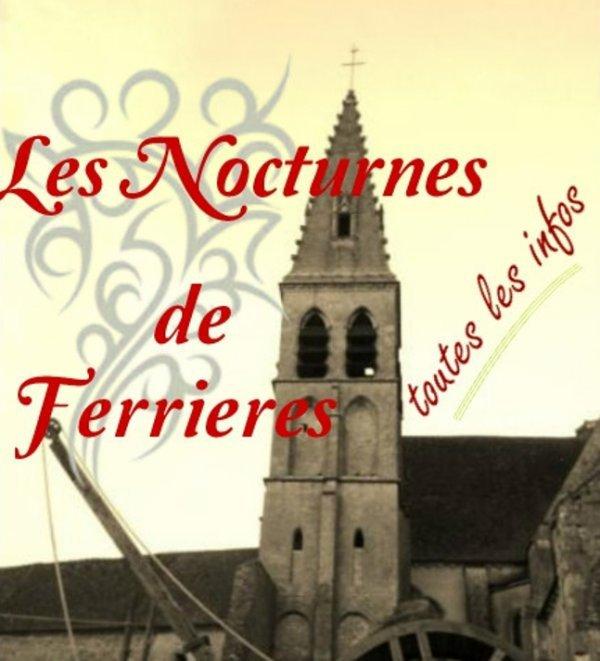 LE JOURNAL DES NOCTURNES