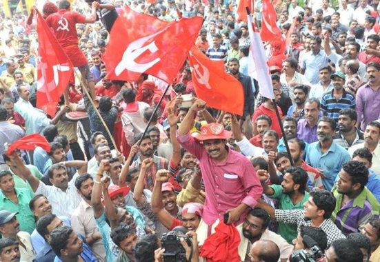 Inde : Triomphe des communistes aux élections locales du Kerala. Mort le  parti communiste (ha ha ha ha) - Blog de combellois