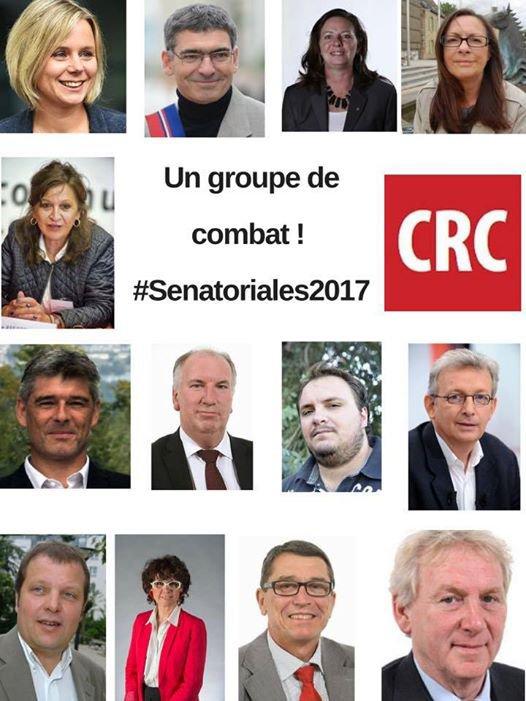 Des élu(e)s communistes  Sénat sur qui nous pourrons compter dans les prochaines mobilisations sociales et politiques