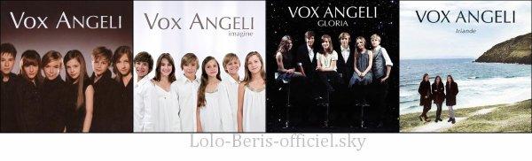 Vox Angeli est la musique  devient   tendresse ♥