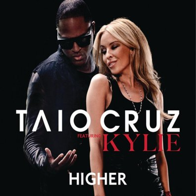 "Taio Cruz Ft Kylie "" Higher """