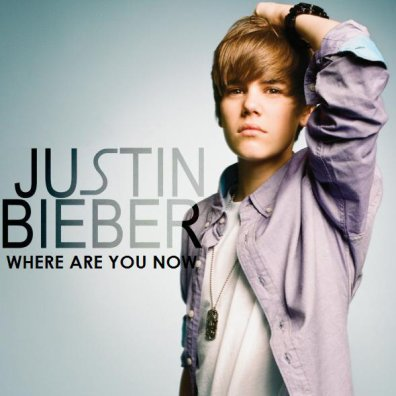 justin bieber ;) where are you now lyric ;)