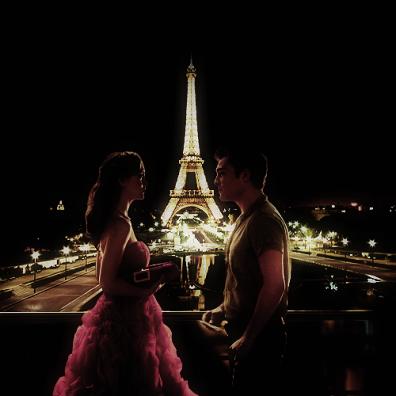 Paris ;) pays de rêves ;)