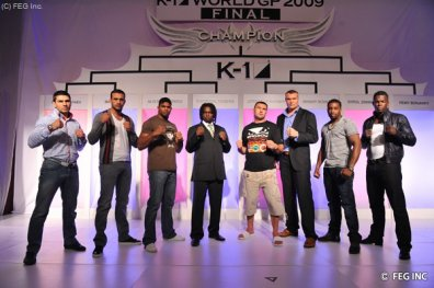 ;) K-1 World Grand Prix ;)