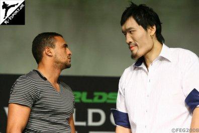 (  Badr Hari vs Hong-man Choi  )
