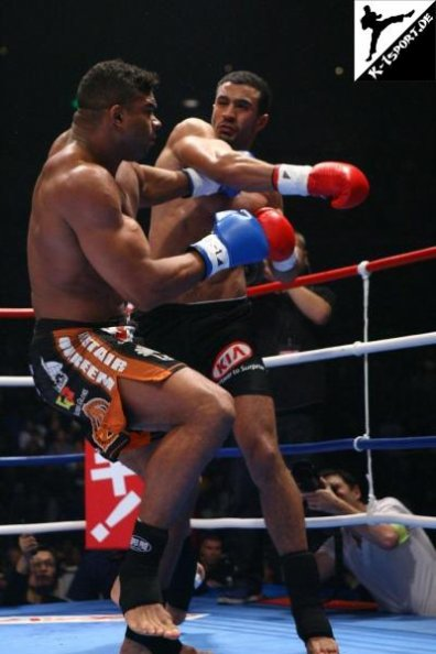 ^^  KOW Badr hari vs Alistair Overeem ^^