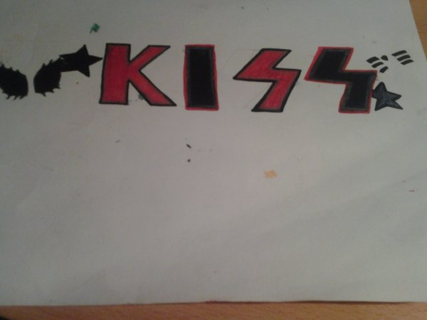 Logo du groupe Kiss