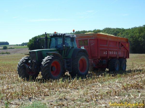 ensilage de maïs 2010 ( 31 aout 2010 )