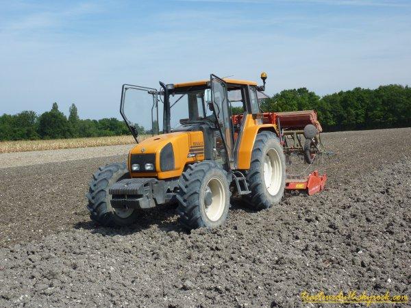 préparation des terres 2010 ( 04 septembre 2010 )